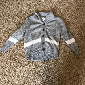 Cat & Jack Button Up Sweater Size 6/7